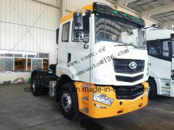 Le CCEA tracteur 4X2 420HP Prime Mover de tête de la remorque le tracteur