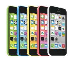 Buntes ursprüngliches entsperrtes Großhandelsmarken-intelligentes Mobiltelefon 5c