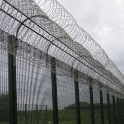 358 Anti escalar alto valla de seguridad