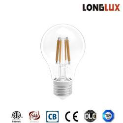 لمبة LED Filent IP33 A60 6 واط مع CE 2700K