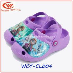 Jardín de Niños congelados de verano zapatos confortables obstruir zapatos para niños