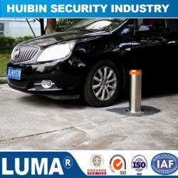 Colonna di ormeggio di sollevamento automatica del più nuovo prodotto di sicurezza di controllo di accesso con l'indicatore luminoso del LED