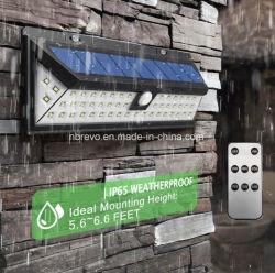 90/118 El sensor de movimiento Solar LED Lámpara Ruta Jardín