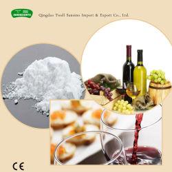 Кислотность регулировка пищевая добавка Tartaric кислоты вино для регулировки кислотности вина