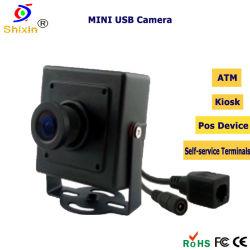 Réseau HD 1,3 Mégapixels Mini caméra IP ATM Kiosque (IP-1.3HM-608M)