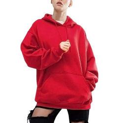 Blusa com capuz mulheres agasalho topo solto de Manga Longa Outono Pulôver Suéter blusa casaco capuz