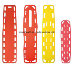 PE-materiaal plastic uitstrekbord voor kinderwervelkolom
