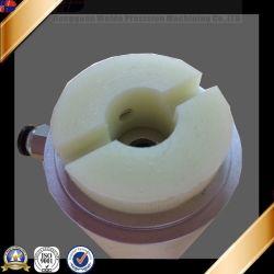 PVC Pump Fastenerの旋盤Plastic Parts