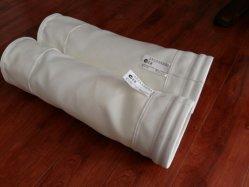 550/750 / 800g Tecido tecido de fibra de vidro saco de filtro de pó