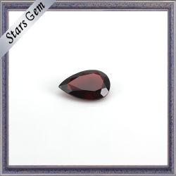 Semi naturale Precious Garnet Gemstone per Fashion Jewelry