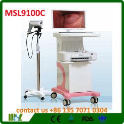 Colposcope eletrônico padrão Msl-9100c de Trollry Digital do modelo