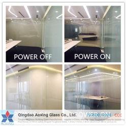 Contrôle de la puissance électrique commutable Smart // pour les cloisons en verre de gradation