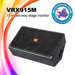 Vrx915m 15 '' Stage Monitor Speaker Box Caixa de som DJ