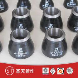 """Sin Fisuras de acero al carbono con reductor (1/2""""-72"""")."""