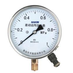 Differential-Teletransmission-Manometer mit neuem Design