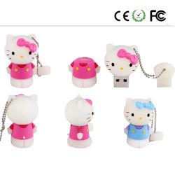Diseño de Hello Kitty unidad Flash USB de regalo (HKGJ)