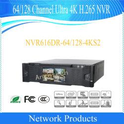Dahua 128CH Ultra 4K H.265 ONVIF セキュリティ NVR ( NVR616DR-128-4KS2 )