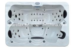 LED 조명이 있는 욕실용 Spareax Control System 욕조 (L511)