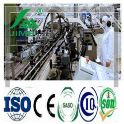 Planta de procesamiento de leche de coco orgánico Gire la llave Turn-Key