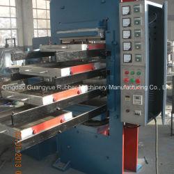 ゴム製粉からのゴム製床のマットのVulcanzingの出版物機械