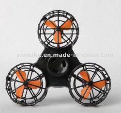 Nachladbare Druck-Entlastungs-Handspinnende Spielwaren, die Unruhe-Spinner fliegen