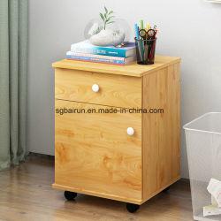 Panel de madera melamina Muebles de Dormitorio Mesilla de noche