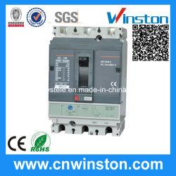 500/800V NS 시리즈 조절식 MCCB 금형 케이스 누출 보호 회로 CE를 사용하는 브레이커