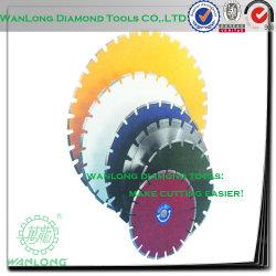 Cirkelzaagblad Gullet Cutting Tools voor steenverwerking-Diamond Cutting Zaagblad