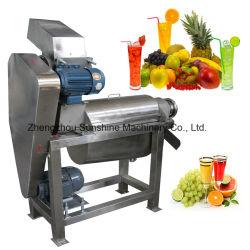 Extracteur de jus de gingembre Machine Industrielle extracteur de jus de fruits