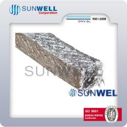 금속 와이어 Sunwell로 강화되는 흑연 패킹