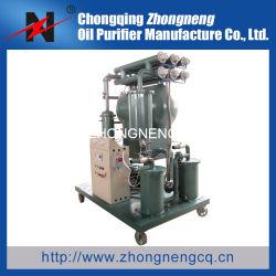 Vacío de una etapa de purificación de aceite purificador de aceite de transformadores