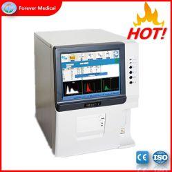 Grand écran LCD couleur 10,4 pouces à 3 partie de l'hématologie Analyzer