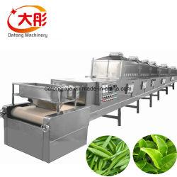 Máquina de secagem Microondas industriais Túnel de desidratação micro ondas forno de secagem