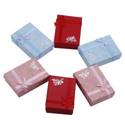 Halsketten-Ohrring-Ring-Armband-Form-Schmucksache-Kasten-Verpackungs-Kasten-Weihnachtsgeschenk-Kasten der freies Verschiffen-Mischfarben-70*50*20 mm