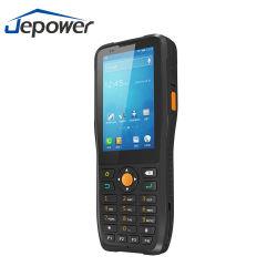 Chiamate di telefono terminali tenute in mano di sostegno di NFC RFID PDA e SMS
