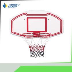 Ring van het Basketbal van de Grootte van de verordening de de Draagbare en Reeks van de Rugplank
