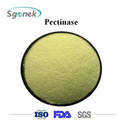 Pectinasi della materia prima della pectinasi di vendita di fabbricazione della pectinasi di CAS 9032-75-1 dell'acido dell'estratto della frutta della preparazione enzimatica
