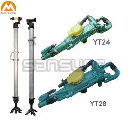 Démolition Quarring portable Main marteau perforateur pneumatique