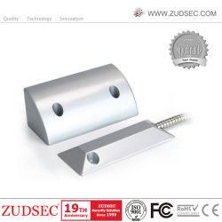 Heißer verkaufenverdrahteter magnetischer Reedkontakt für Metallanbindung-Rollengatter-Magnetzungenschalter im Warnungs-Fühler