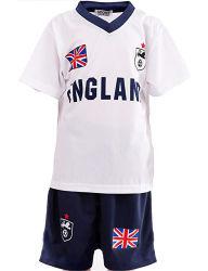 New Kids Sport Tee shirt à manches courtes uniforme et Shorts respirant survêtement de football Soccer Jersey Boys