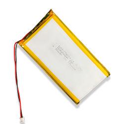 Li-Po Batterij Eencellige 3.7V 8000mAh 7565121 met PCM Draden