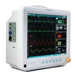 La pression artérielle numérique de haute qualité Multi-Parameter Moniteur Patient pour salle de chirurgie