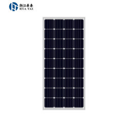 150W monoPV van het Zonnepaneel Module 18V voor het Systeem van de Energie van de ZonneMacht