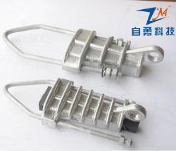 Nouveau type Nxj série type de filtre en coin de la souche en alliage aluminium collier de serrage