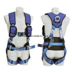 Corda de segurança para todo o corpo do chicote com dois bolsos (GM-SH-009)