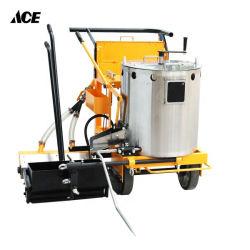Termoplástico usado experientes máquina de marcação rodoviária China Fabricante