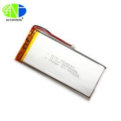 깊은 Cycle Battery Dtp705269 3000 mAh 3.7V Emergency Power Supply Deep Cycle Battery