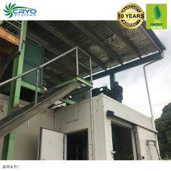 Chiller do condensador do compressor de ar Industrial Preço do condensador do condensador