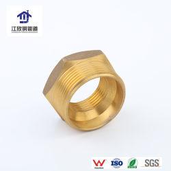 Bague en laiton Dzr soudure connecteur du tuyau de l'eau en cuivre
