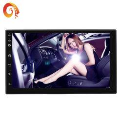 Android Car Player 8.1/9.0 시스템 7인치 2 DIN Car WiFi Bluetooth AM/FM Mirror Link Car를 사용한 플레이어 GPS 내비게이션 비디오 플레이어 카 스테레오 카 플레이어